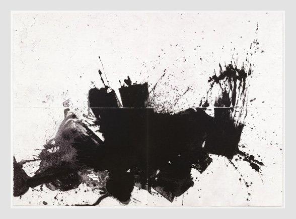 Howard Hodgkin | Prints | Works on Paper - Howard Hodgkin - Prints 2012
