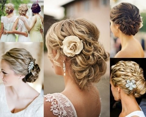 10 best Wedding Party Hairstyles images on Pinterest | Party ...