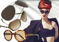 The 2013 trend has come up with an array of 'never seen before' sunglasses that you would certainly love to own. So why  wait? Grab one for yourself......