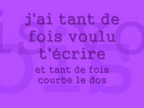 ▶ isabelle boulay - parle moi - paroleslyrics - YouTube