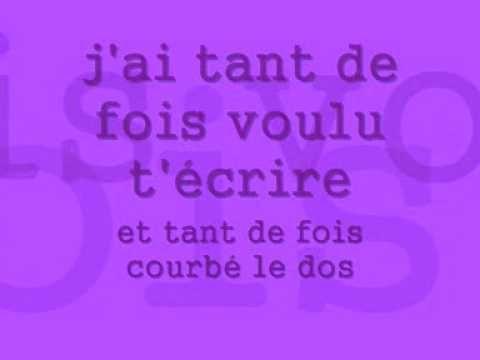 ▶ isabelle boulay - parle moi - paroleslyrics - YouTube