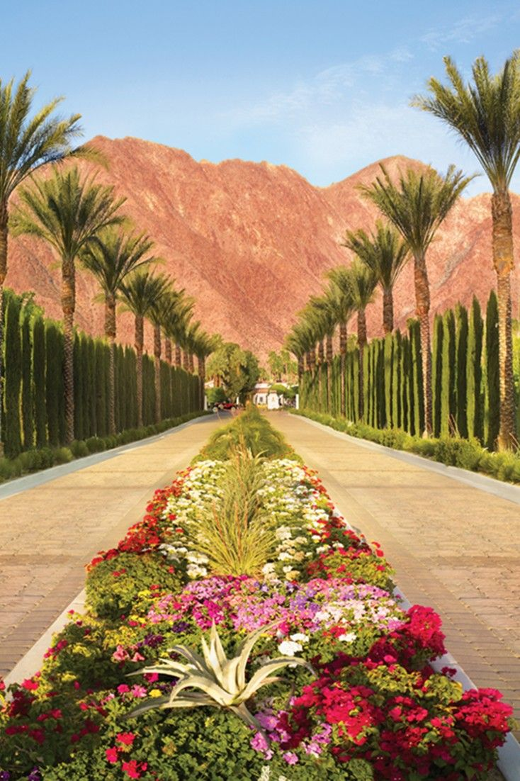 The resort is home to an award-winning spa, a world-class tennis club and five golf courses. #Jetsetter La Quinta Resort Club, A Waldorf Astoria Resort (La Quinta, California)