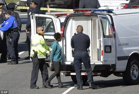 Woman fled traffic stop near US Capitol nearly struck officers police say | NEW DETAILS #news #alternativenews