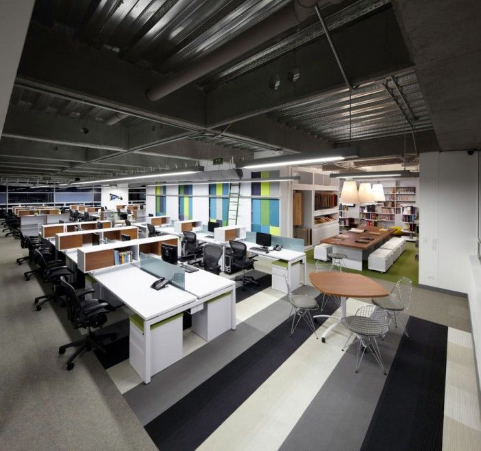 arquitectura e interiores 4 700x656 Inside AEI Architecture and Interiors Bogotá Offices