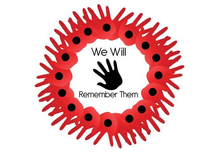 Teacher's Pet – Ideas & Inspiration for Early Years (EYFS), Key Stage 1 (KS1) and Key Stage 2 (KS2) | Handprint Poppy Wreath