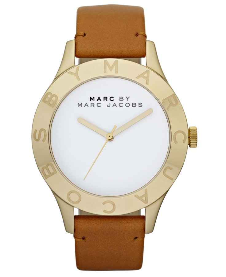Marc by Marc Jacobs Watch Yes times a million. 21st pressie pleeeease!