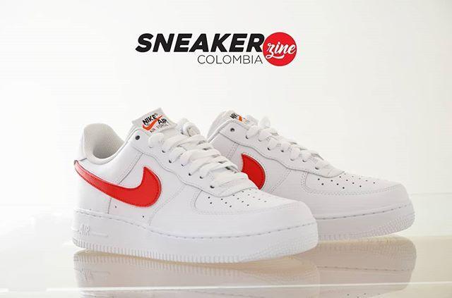 Magazine De Sneakers Sneakerzinecol Sneakerzinecol Sneakerzinecol X Nikesportswear Nike Air Force 1 Swoosh P Nike Air Force Nike Air Air Force 1