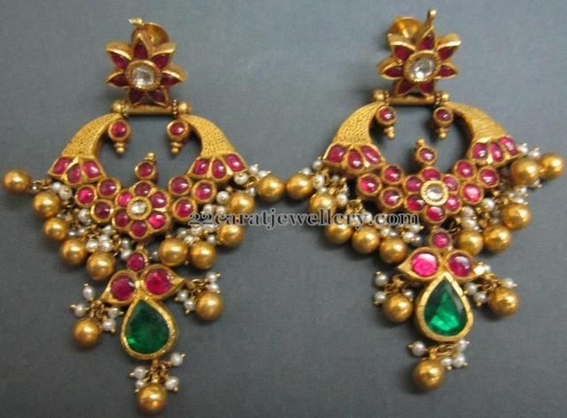 Jewellery Designs: Tibarumal Chandbalis Gallery