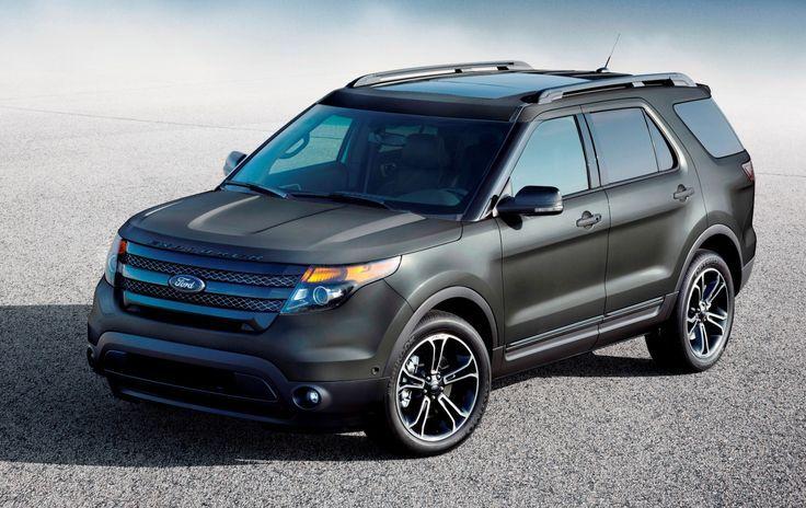 2015 Ford Explorer Xlt Appearance Pack Adds 2 0l Turbo Big Wheels