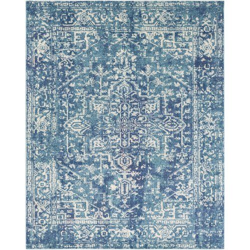 Found it at Wayfair - Andover Blue Area Rug