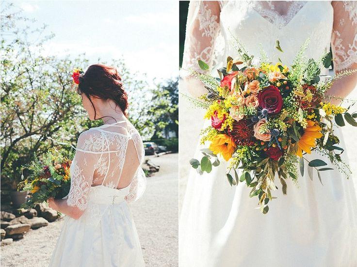 Inspiration pour un mariage coloré aux tonalités mexicaines. Plus de photos sur le blog