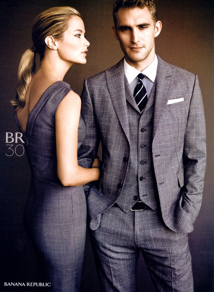 Carolyn Murphy in Banana Republic ad