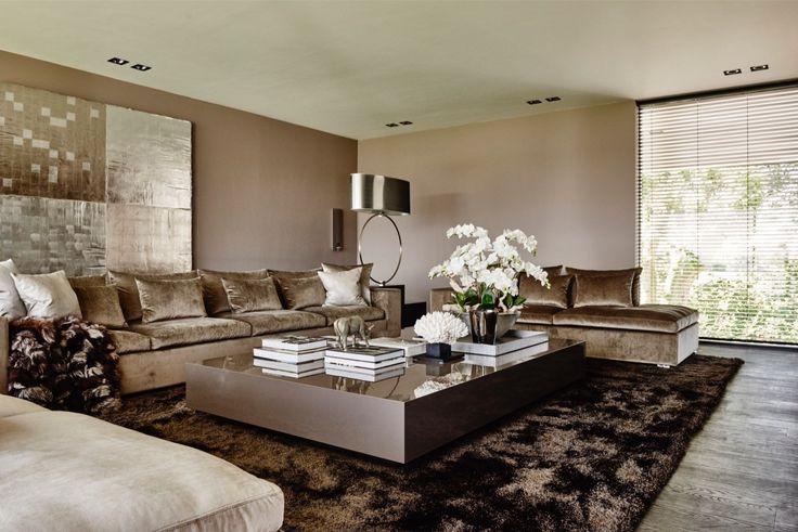 The Netherlands / Private Residence / Living Room / John Breed / Maretti Lighting / Eric Kuster / Metropolitan Luxury