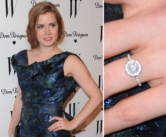 Amy Adams: Amy Adams was surprised when Darren Le Gallo proposed with a one-