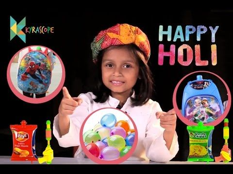 (2) Happy Holi To Everyone, Mega Pichkari Haul Colors of Holi   holi wishes holi 2017 - YouTube