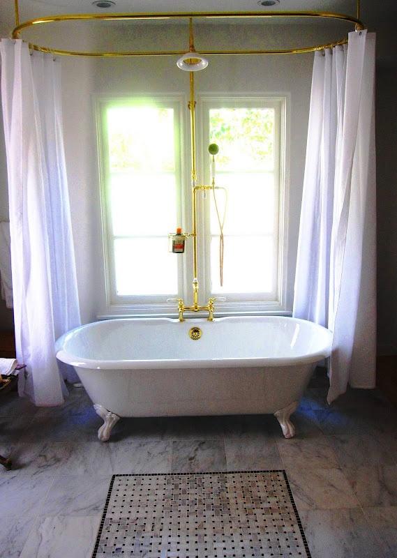 Super 26 best Clawfoot Tub Shower Rod images on Pinterest   Bathroom  WB96