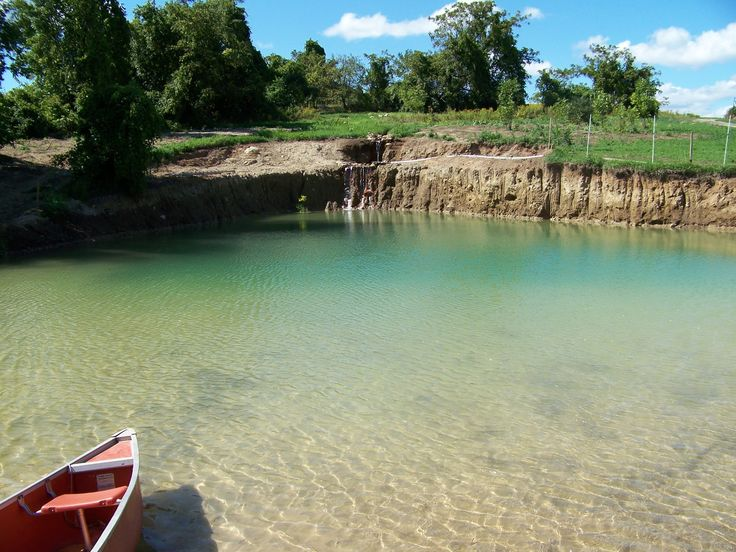 1.Building Your Own Private Beach - Natural Swimming Pond  June12
