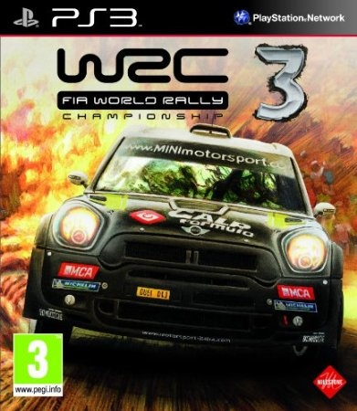 WRC 3 World Rally Championship PS3 $44.95 Your #1 Source for Video Games, Consoles & Accessories! Multicitygames.com