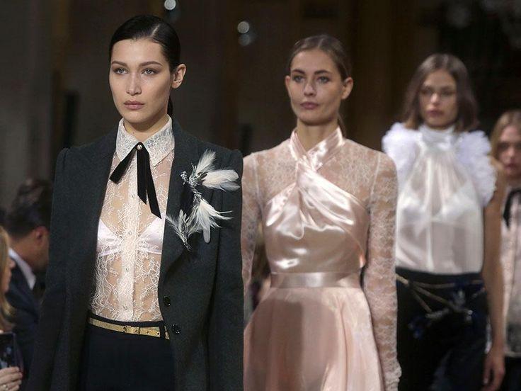 Paris Fashion Week watch: Nicki Minaj holds up H&M as patterns, prints hit shows