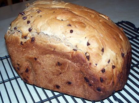 Chocolate Bread.  From Bread machine diva.  Amazing recipes on here!!