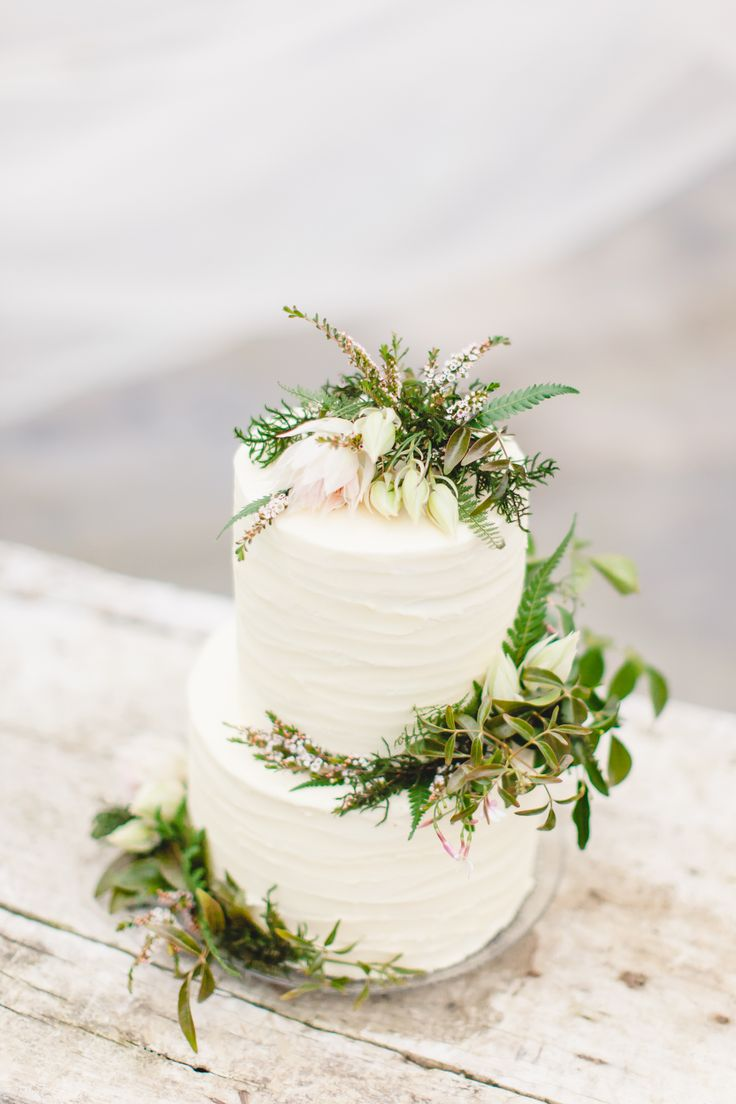 Botanical Inspired Wedding Shoot by © Courtney Horwood Photography. Nona's Homemade Cakes. Styling by Make Hey and The Heirloom - for whimsical styling & design and florals by Daisychains & Paperplanes. As featured on Magnolia Rouge xo