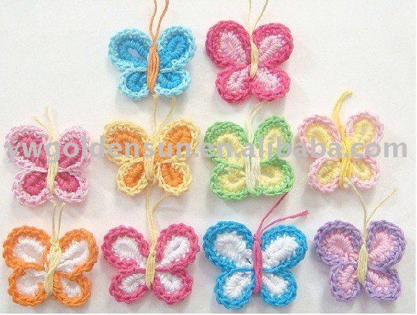 17 best images about diademas de crochet on pinterest - Diademas a crochet ...