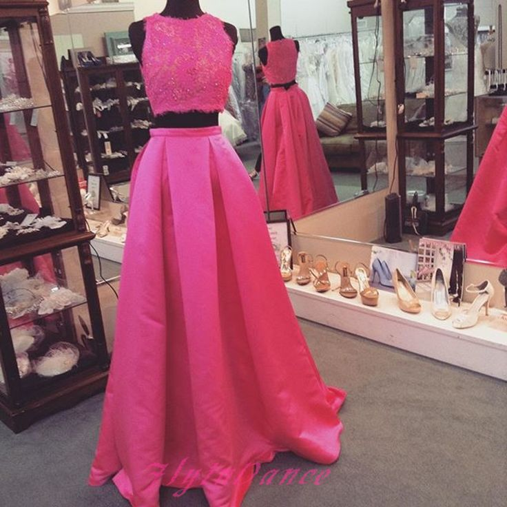 387 best Two pieces prom dresses images on Pinterest | Evening gowns ...