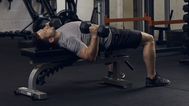 Build size in your upper-body with these powerful moves