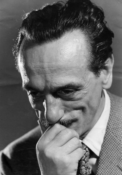 Eduardo De Filippo was an Italian actor, playwright, screenwriter, author and poet