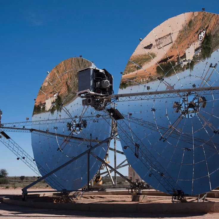 A Dish Engine design for Concentrating Solar Power from Ripasso Energy.  From Ep. 25.  #csp #solar #solarenergy #renewableenergy #concentratingsolarpower #ripassoenergy #atainsights #podcast
