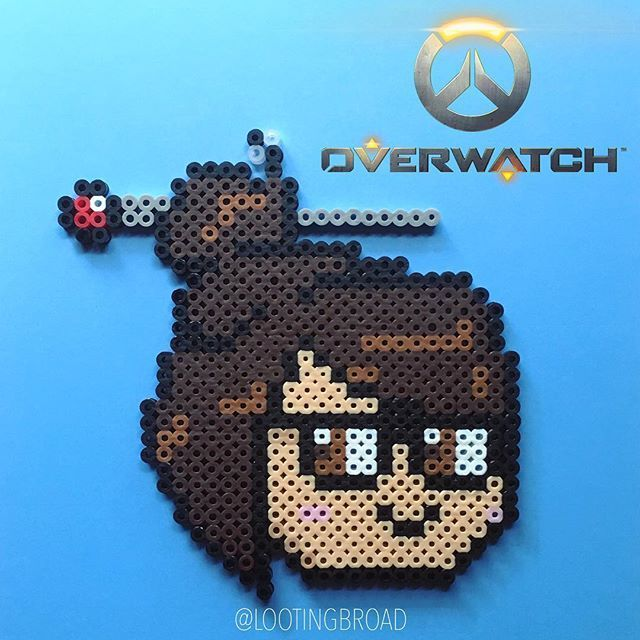 28 best images about ow hama on Pinterest | Keychains ...