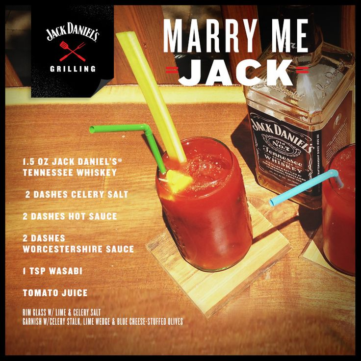 Marry Me Jack!  Have a bloody good morning.                                                                                                                                                                                 More