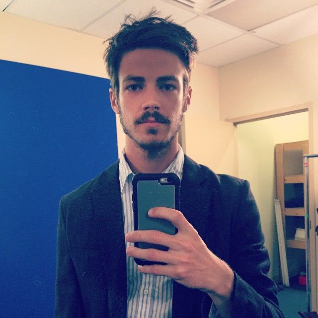 17 Times Grant Gustin's Instagram Melted Your Goddamn Heart