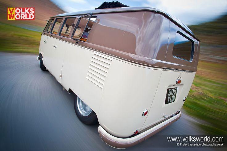 1954 RHD Barndoor Camping Box