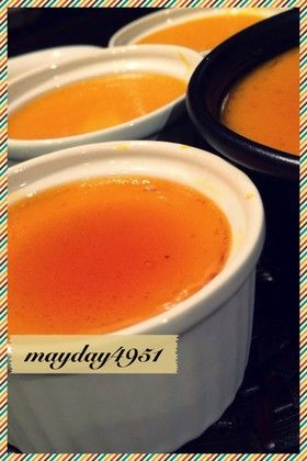 ✿簡単✿かぼちゃプリン✿- Pumpkin pudding