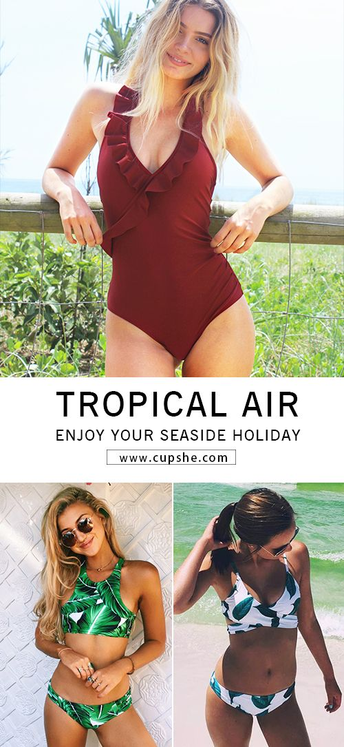 Treat Yourself to Something Special. Let's get some packing for beach trips! You will want to pull it out of your closet to feel tropical passion. Take it for beach trip! Shop Now.