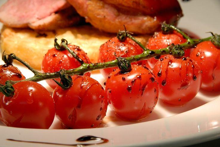 Roasted Vine Tomatoes