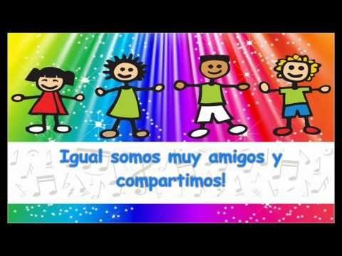"""▶ """"Yo Estoy Muy Orgulloso"""" (Canción sobre la Diversidad) - YouTube"""