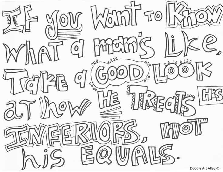 Quotes Harry Potter Coloring Pages