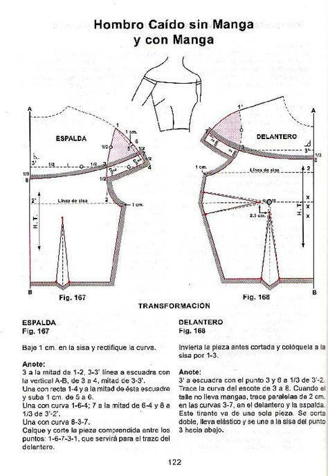 Sewing ideas. Patterns. How to make blouses!! DIY Tutorial. Como coser estas blu…
