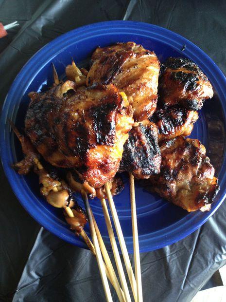 Super Simple Chicken Marinade