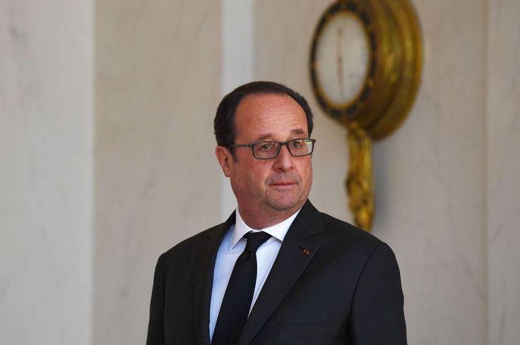 Présidentielle : François Hollande appellera à voter pour un candidat avant le second tour