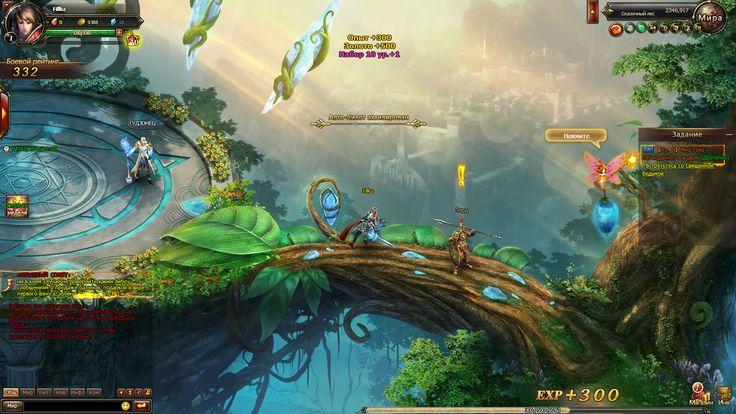 Крутейшая MMORPG «Dragon Knigh», получившая почетную награду в номинации ...
