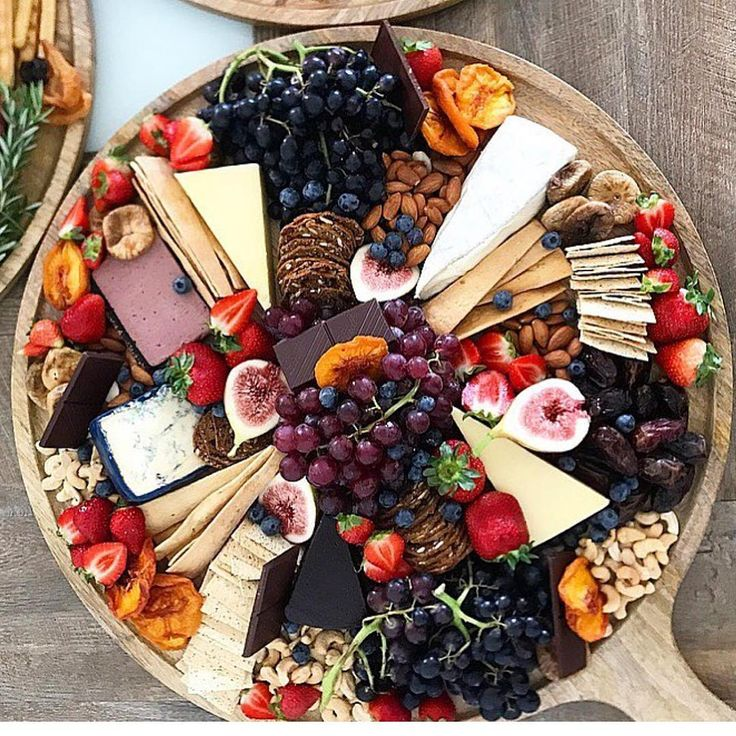 """395 Likes, 14 Comments - Grazingtablesandcheeseboards (@grazingtablesandcheeseboards) on Instagram: """"@theblondebutler doing it a little sweet and a little savoury. Do we spy @tuckersnatural on this…"""""""