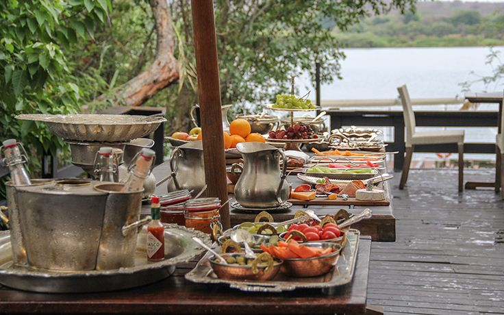 Royal Chundu Breakfast
