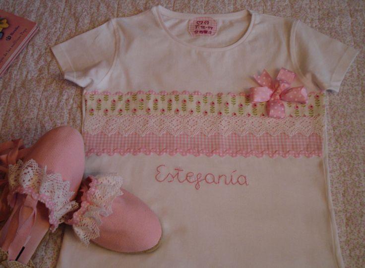 Camiseta Estefanía 3