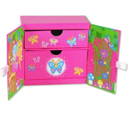 For sure, little girls will love this! $15.95