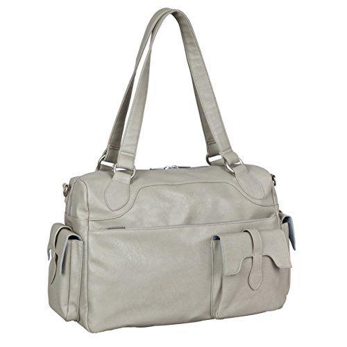 Lässig LSB390 Wickeltasche Tender Shoulder Bag stone