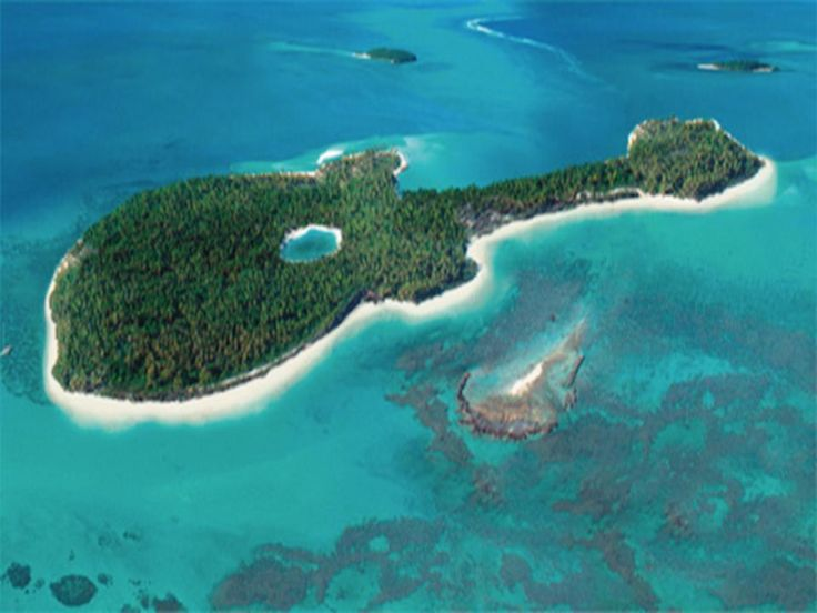 Guitar Island, Andaman and Nicobar Islands, India