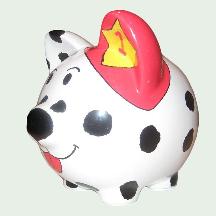 Tiger Piggy Bank